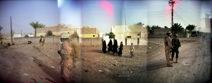 From Storylines, Iraq 2088, by Benjamin Lowy. Source: benlowy.com